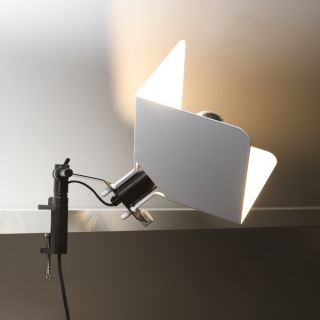 Triedro Clamp Light